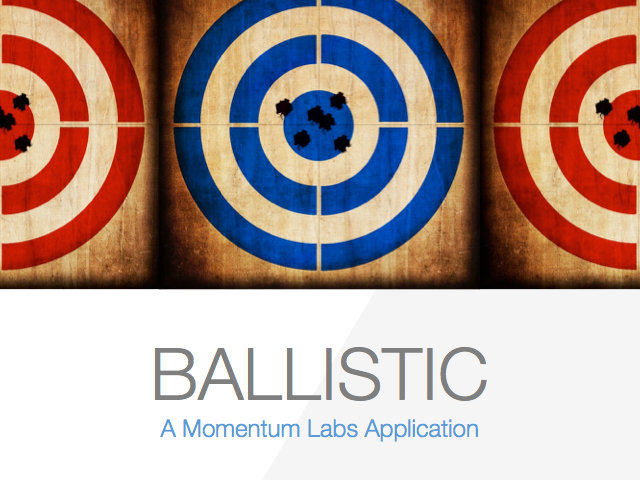 App of the Week: Ballistic App for iPhone