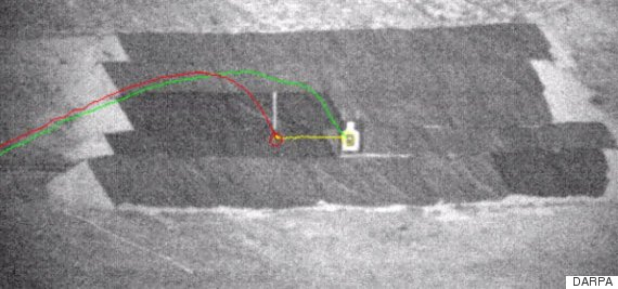 Video: Steerable Bullets That Really Work