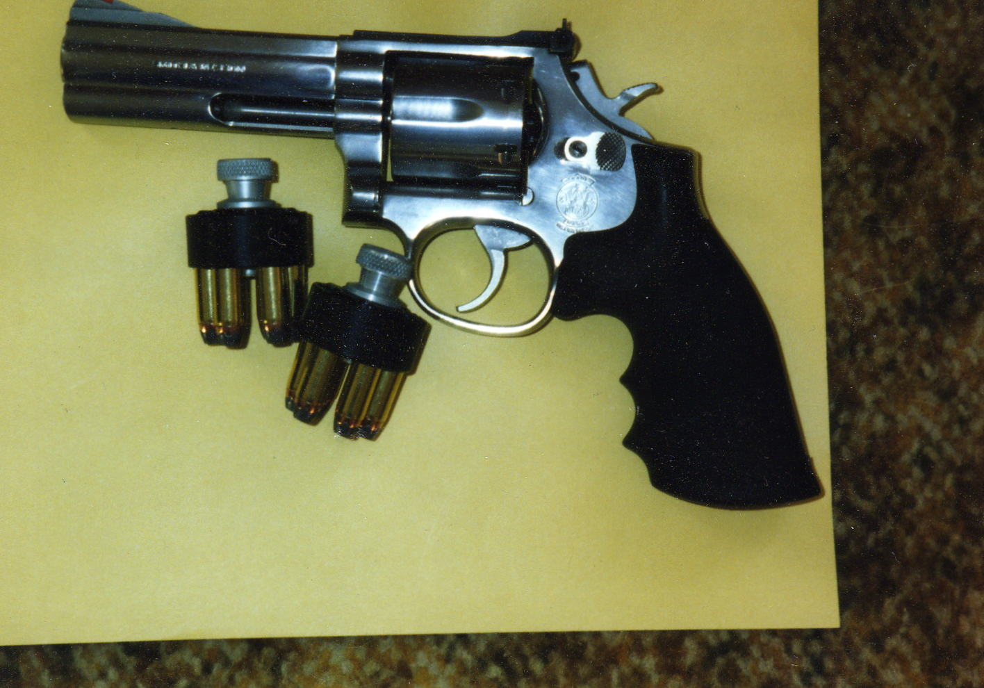 The .357 Magnum for Survival: You Can't Do Better