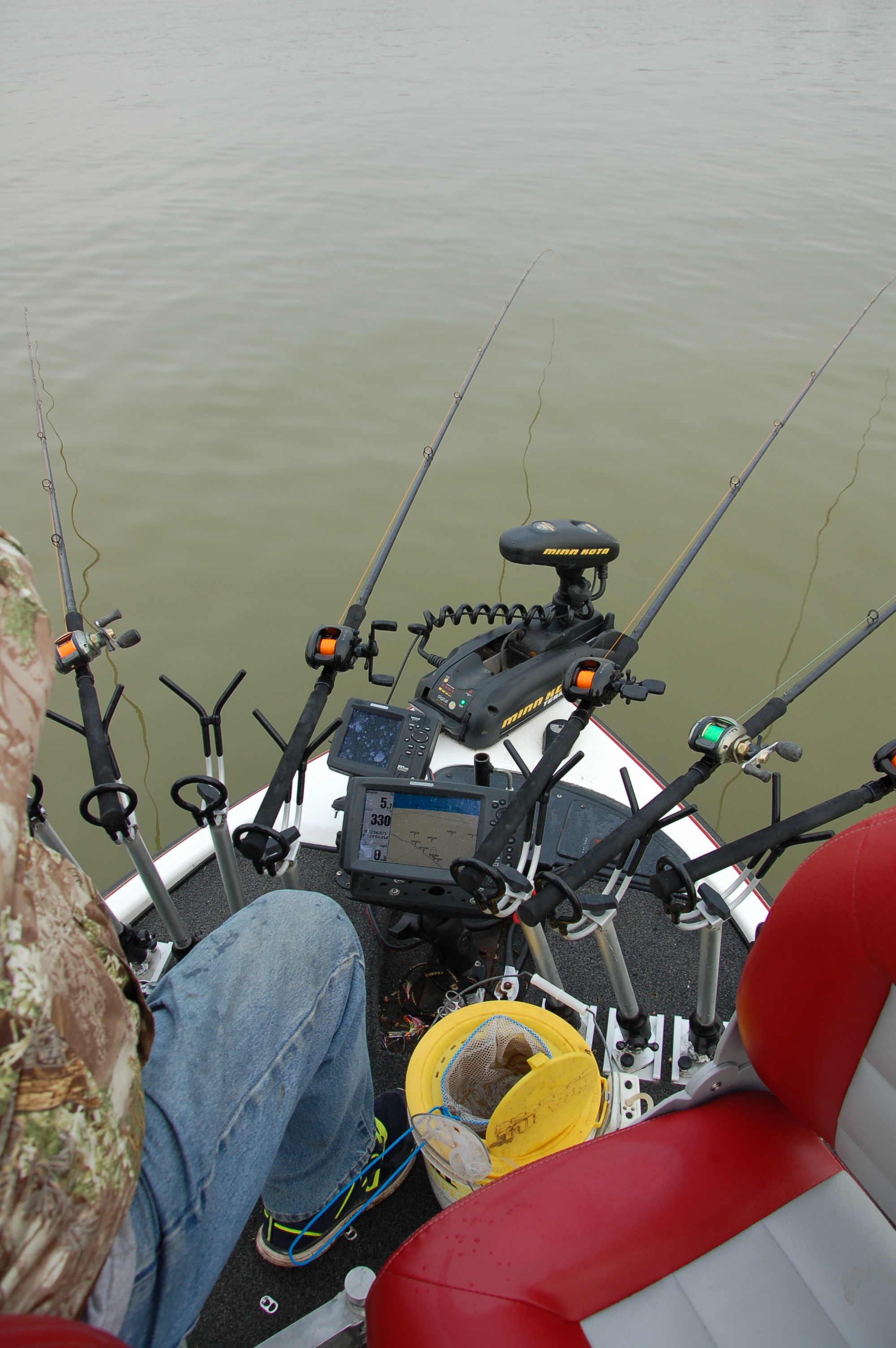 Spider Rigging and Minnow Jigging
