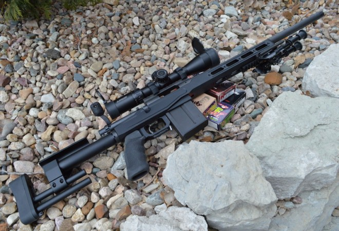 Review: XLR Industries Standard Element Remington 700 Chassis
