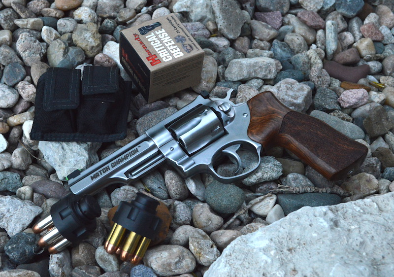 Ruger Match Champion GP100 Revolver Review