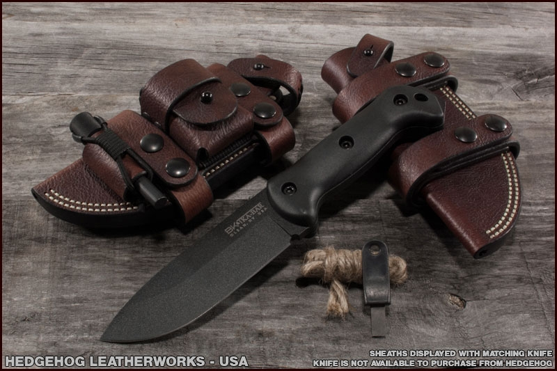 Modern Knife Sheaths: A Look at Three Innovative Designs