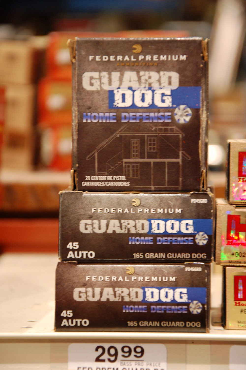 Quick Look: New Wave Self-Defense Ammo