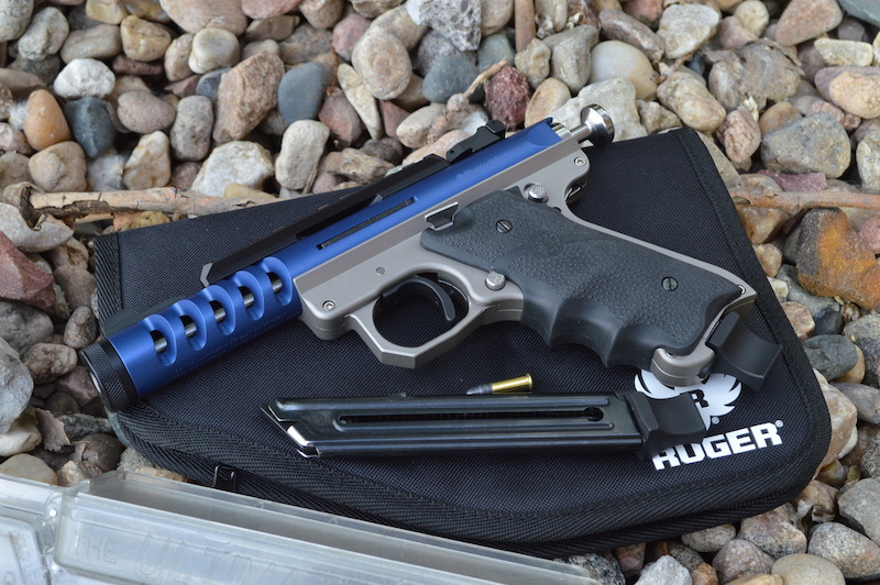 Review: Volquartsen MKIII Target Frame and Competition Bolt