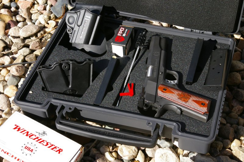A Case for Better Factory Pistol Cases