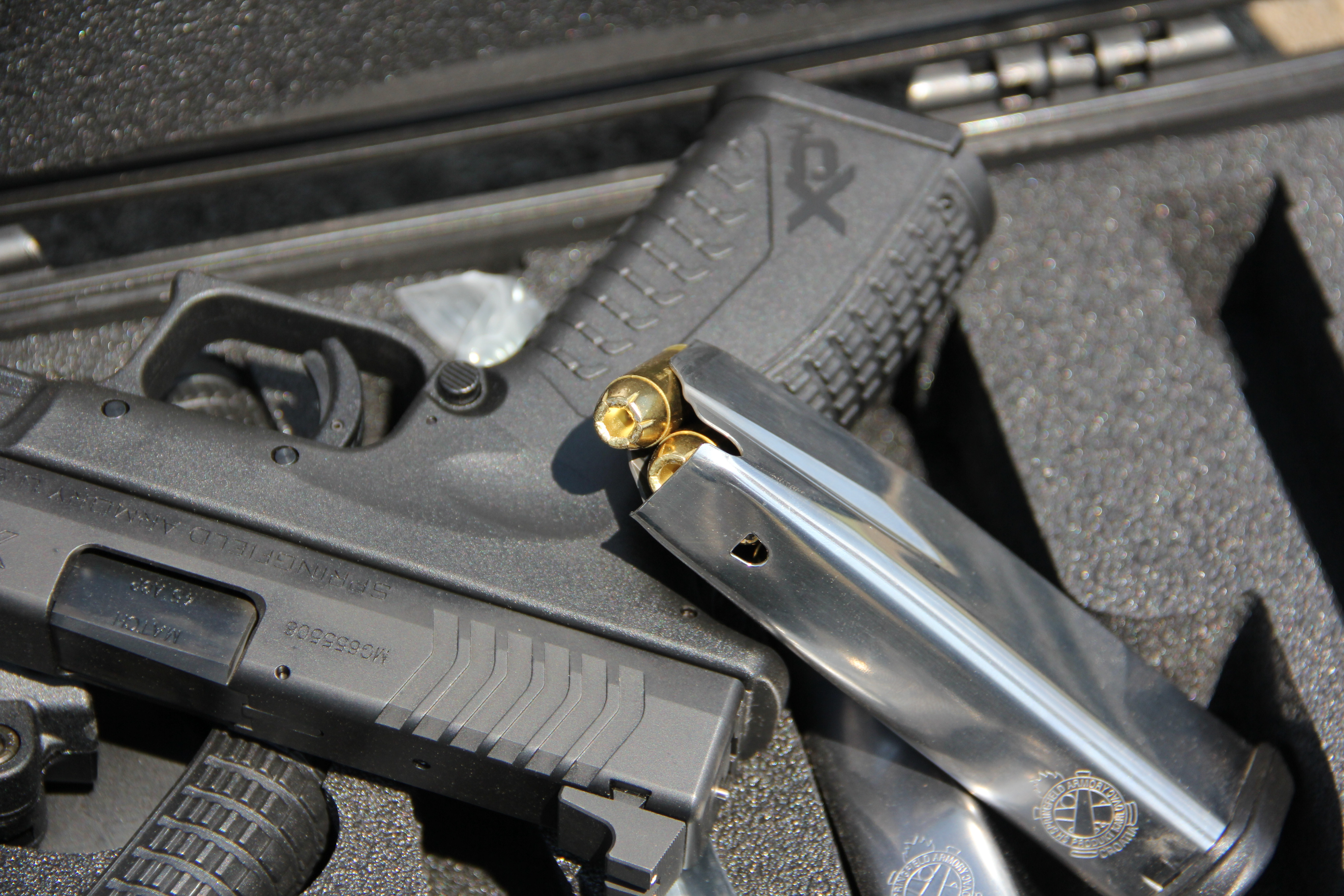 Review: Springfield Armory XD(M) .45 ACP Threaded Barrel Model