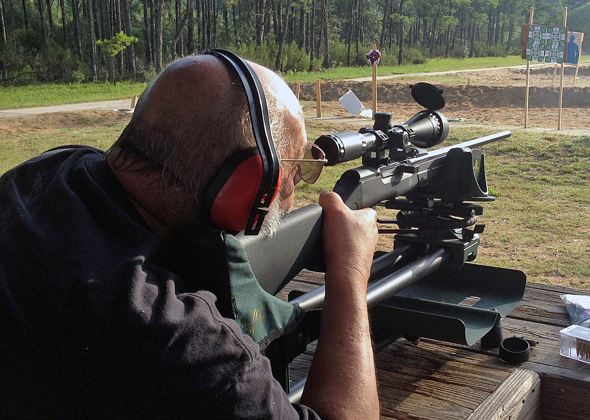 Range Report: Shooting the Savage A17 17 HMR Semi-Auto