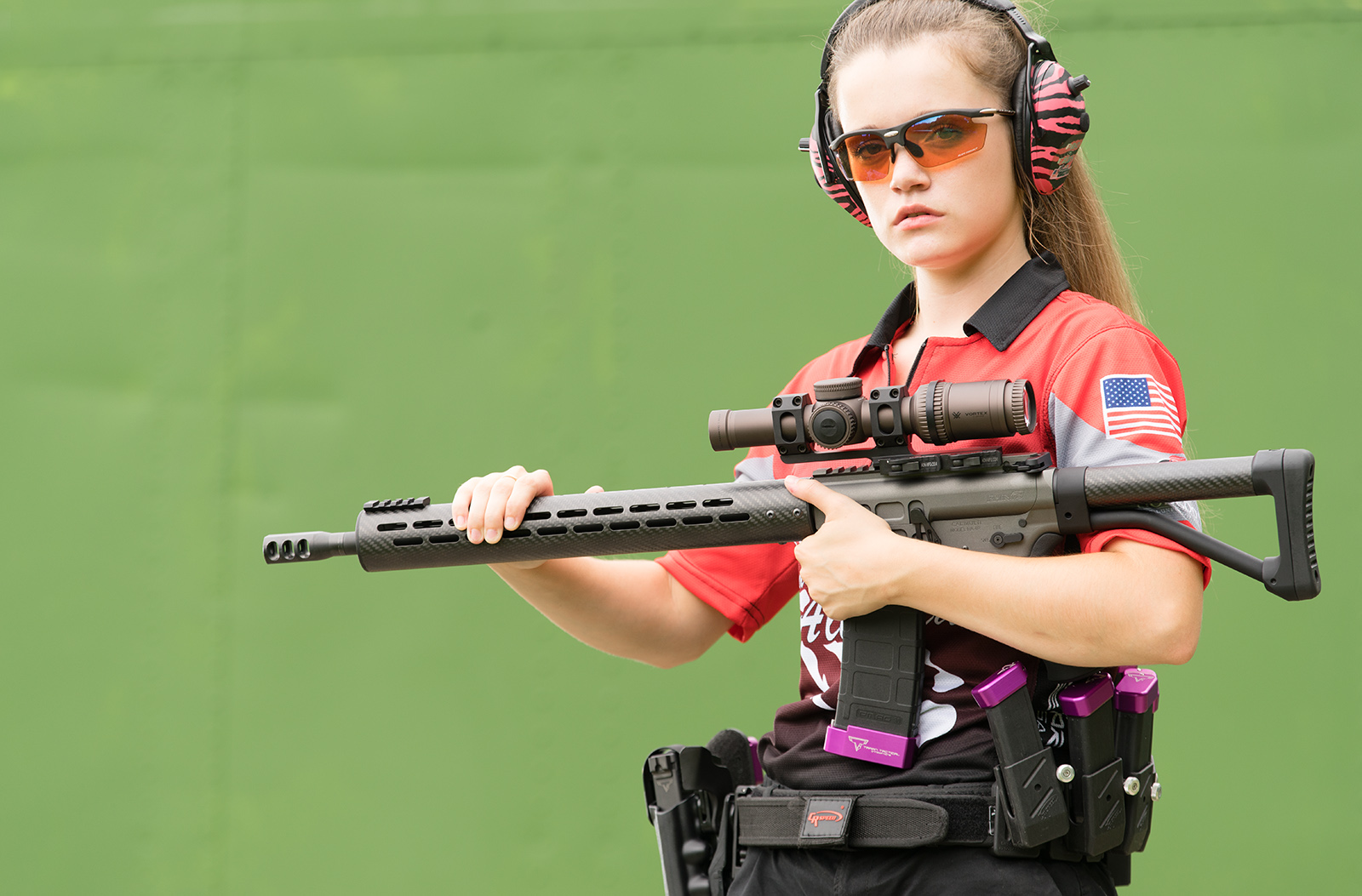 Competition Rifles: Bringing the Point of Balance Back