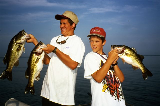 Tips for Hot Weather Fishing Success