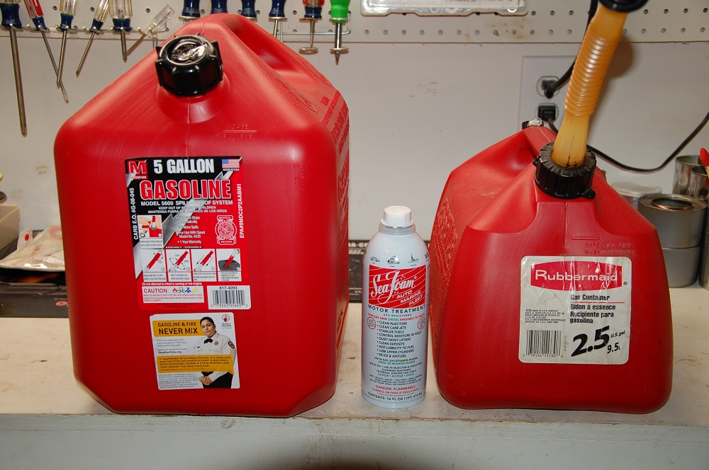 Preppers: Keep Your Engines Ready by Using the Right Fuel