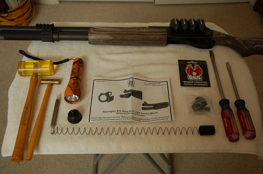 Learn to Become Your SHTF Camp Gunsmith