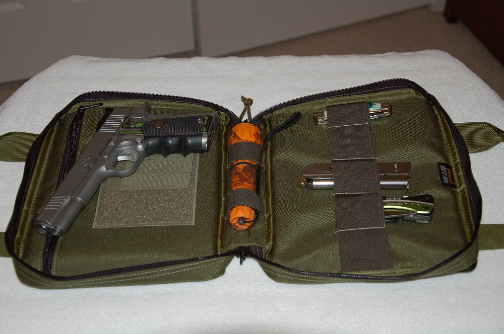 Options for Carrying Back Up Magazines