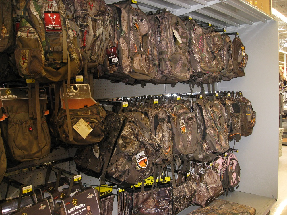 SHTF Backpacks with Too Many Pockets