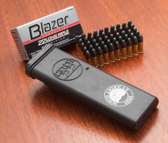 With detachable magazines the question of carrying spare ammunition is easy to solveu2013just include extra pre-loaded mags in a bag or a pocket. & Carrying Rimfire Ammunition in the Field - AllOutdoor.comAllOutdoor.com