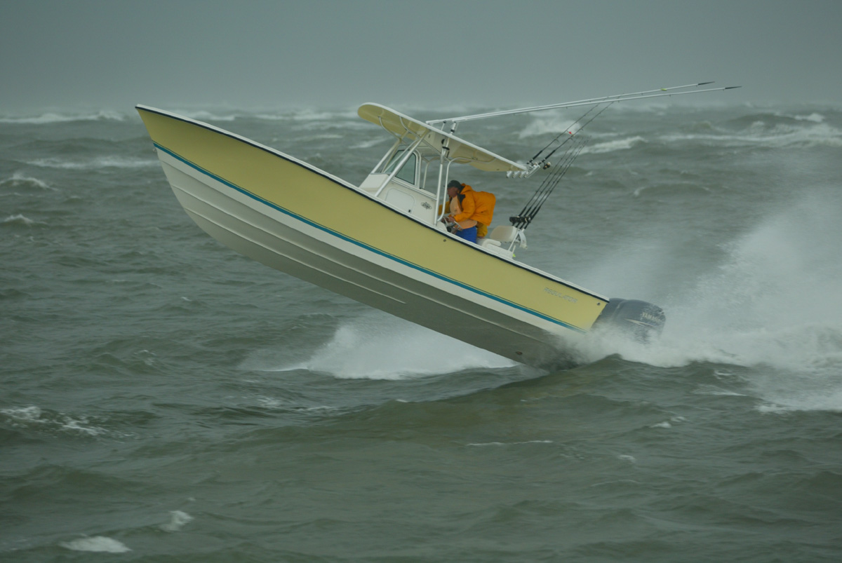 Inlet Safety Tips: Coastal Boaters Beware