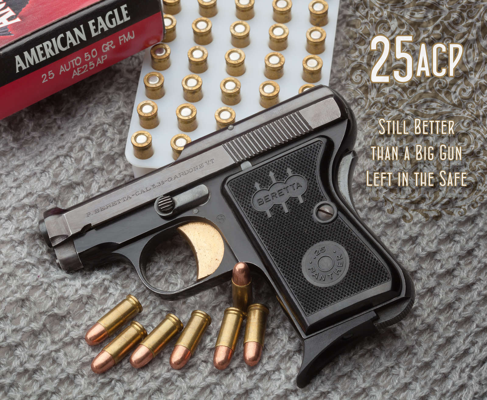 A Case for 25ACP - AllOutdoor com