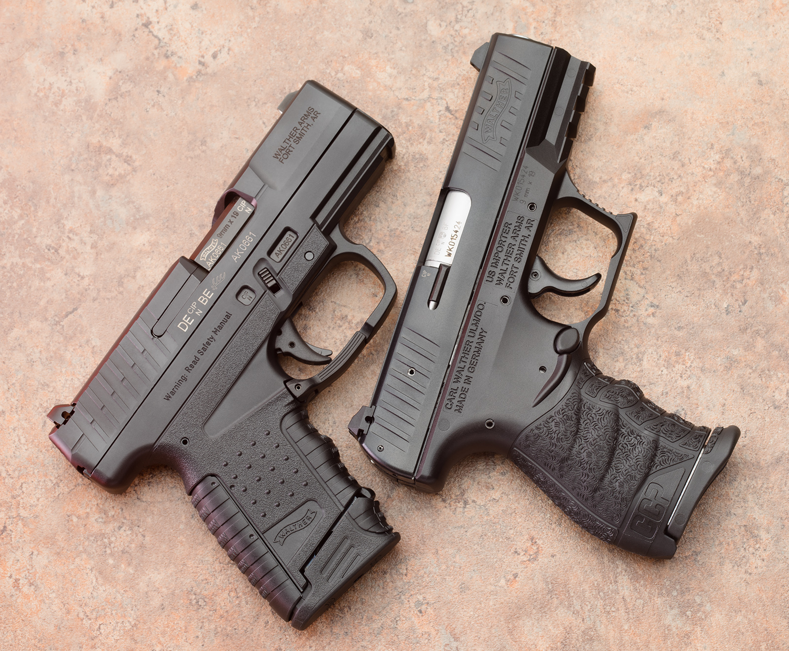 walther ccp vs pps same goal different ways to achieve it