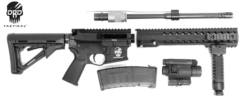 Win a CDR-15 556 Takedown AR15 from DRD Tactical