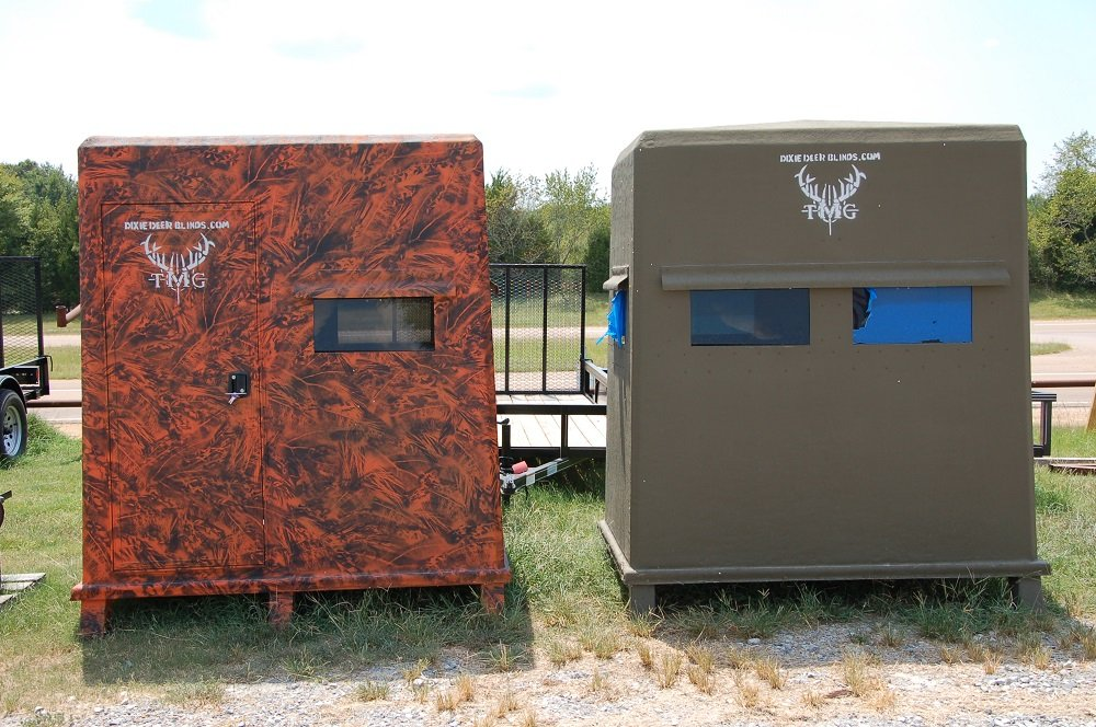 Quick Look: Dixie Deer Blinds