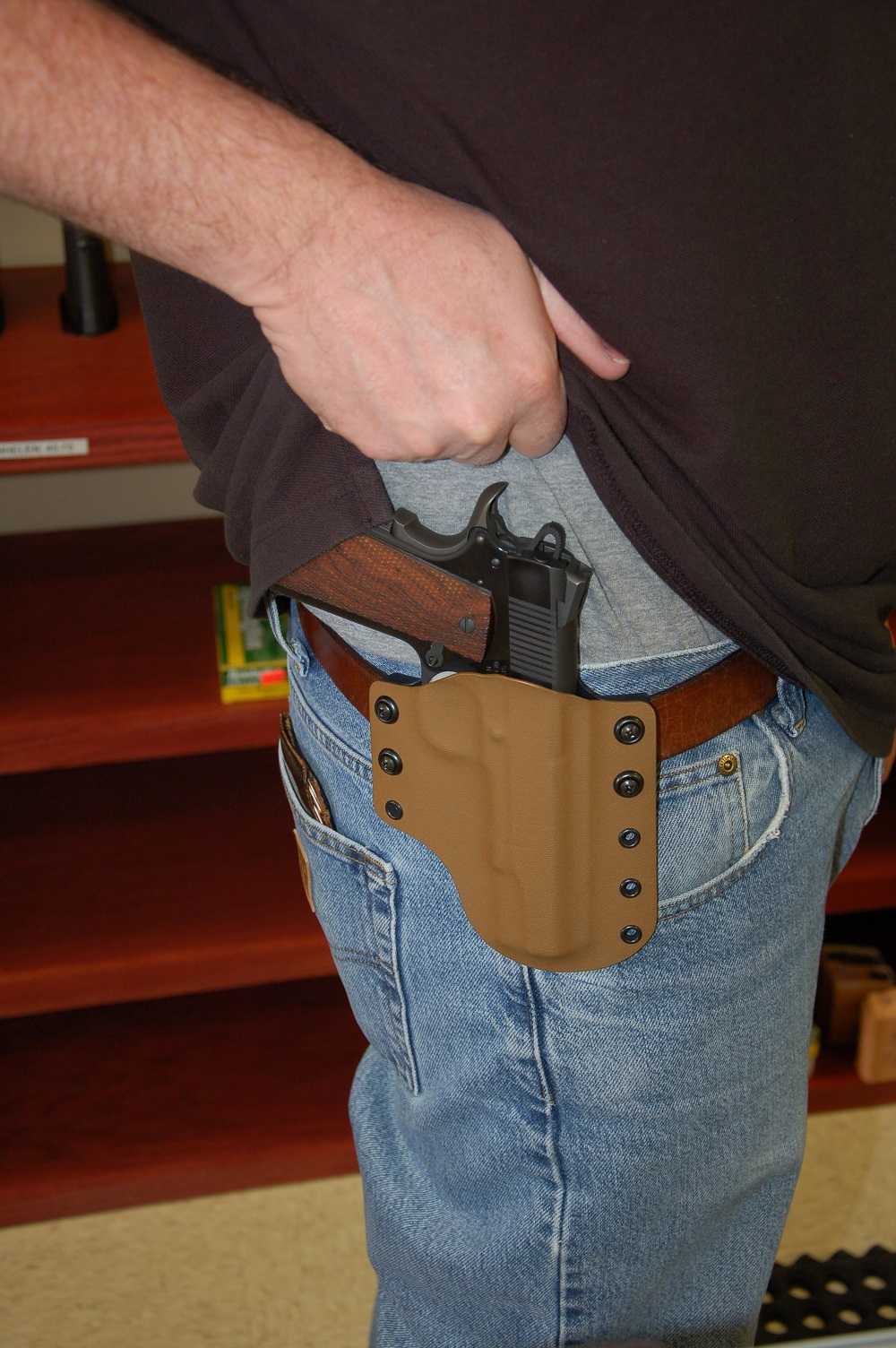 Concealed Carry Options