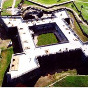Florida's Castillo de San Marcos in St. Augustine is one of the fee-free sites.