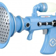 A Despicable Me Fart Blaster like this was confiscated from a child.