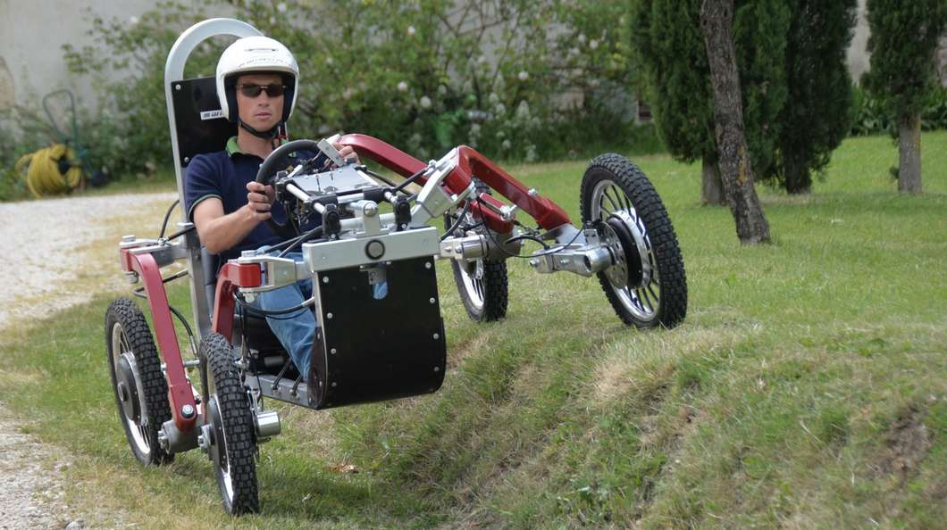 Video: Swincar is an All-New Kind of ATV