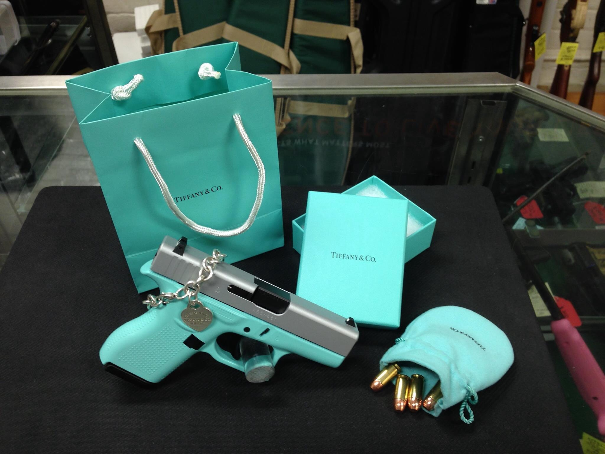 The Tiffany Pistol – Is it Really a Thing?