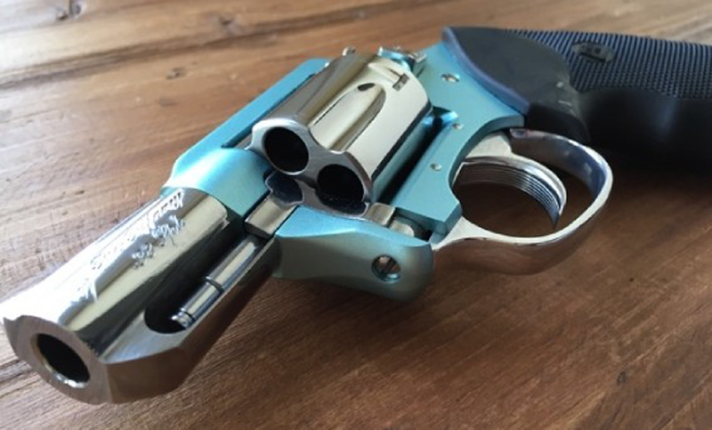 Charter Arms Tiffany High Polish 38 Special