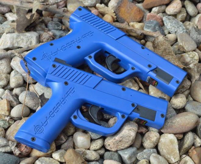 Review: LaserLyte Trainer Trigger Tyme Laser Pistol Trainers