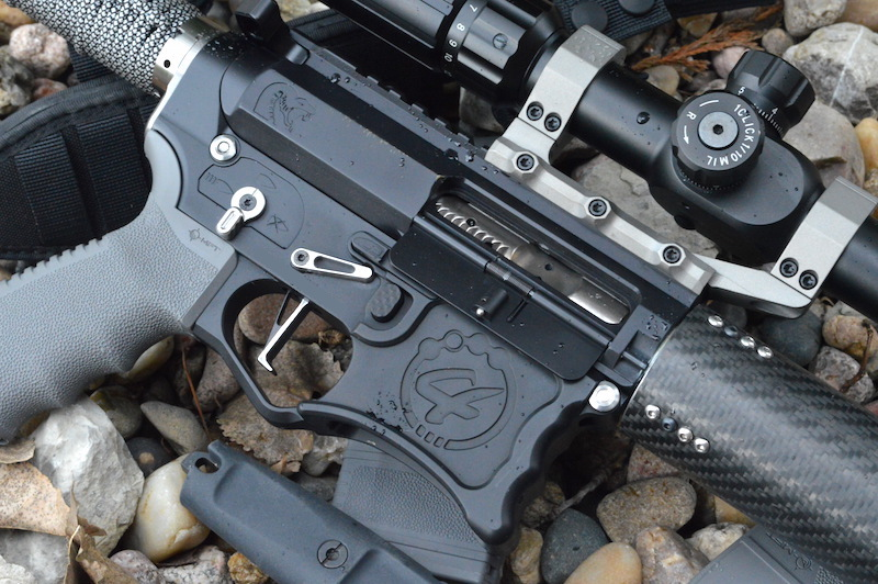 Custom Area53 Billet AR15 - AllOutdoor comAllOutdoor com