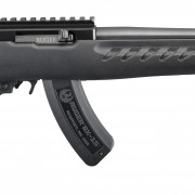 Ruger Charger Standard Model 22 LR Pistol With BX-15 15-Round Magazine