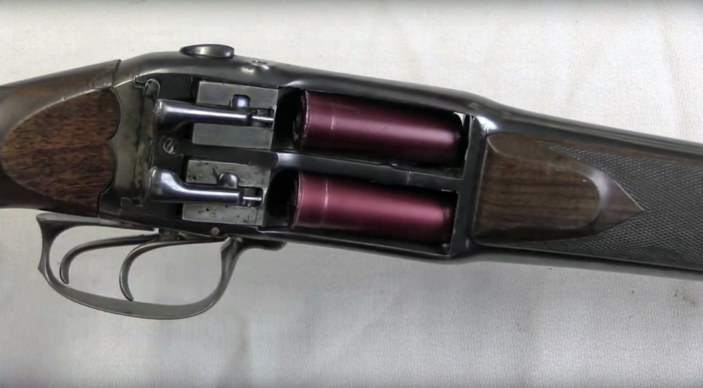 Video: Rare French Shotgun Loads Sideways – And That's Not All
