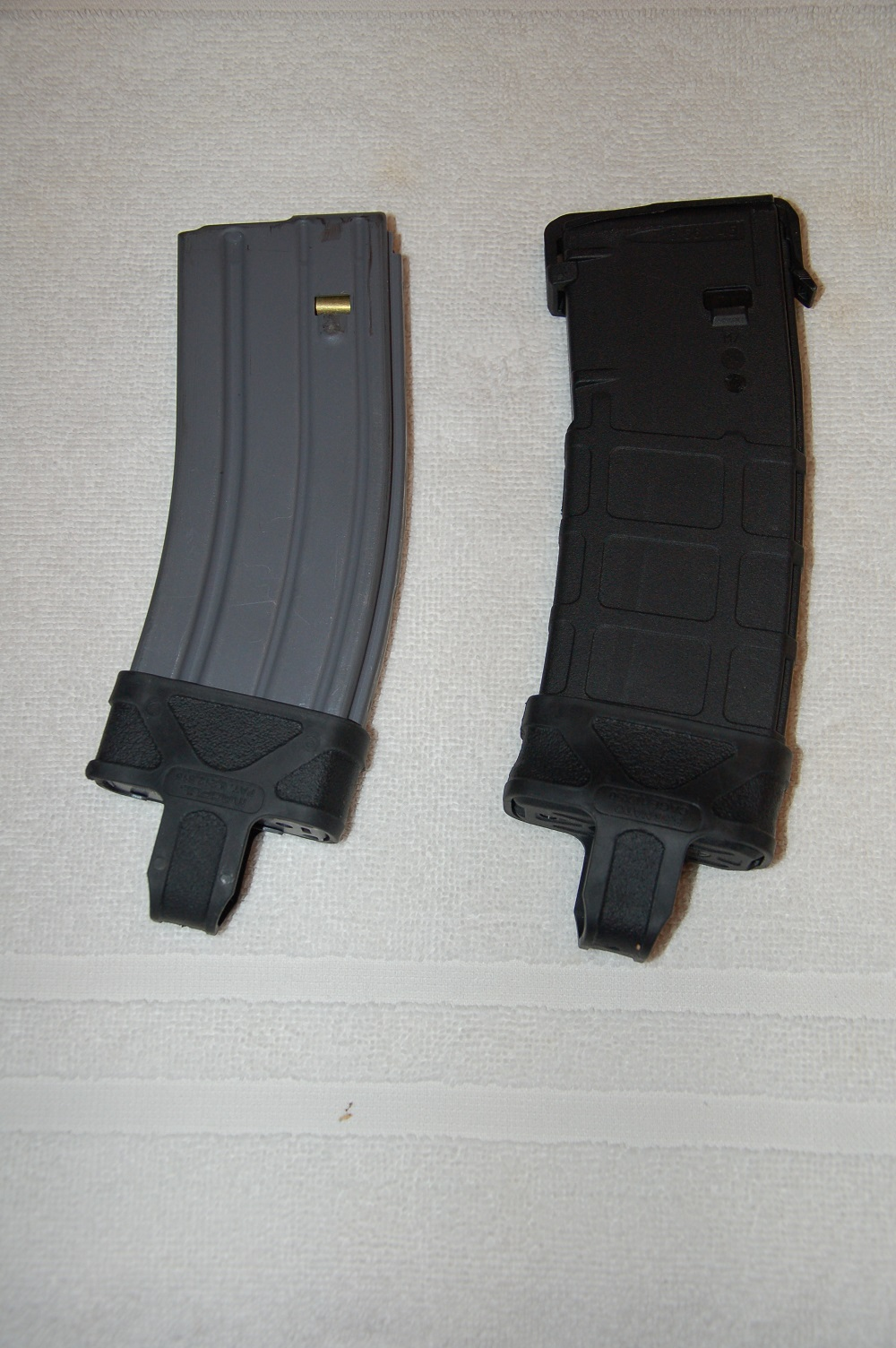 AR Mags – Metal or Plastic?