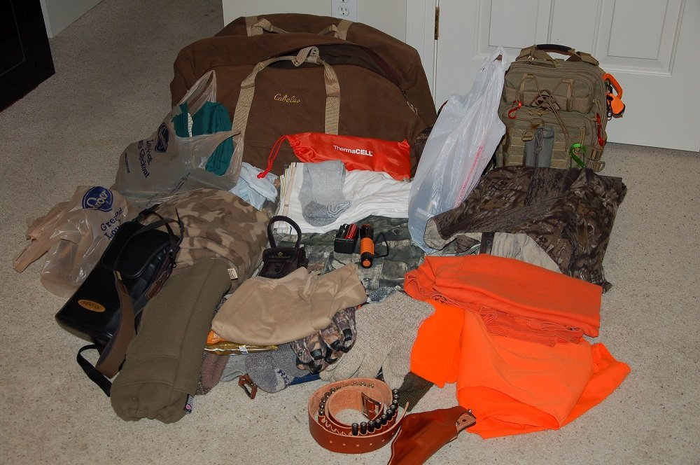 How to Pack for a Bug-Out