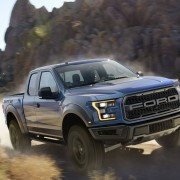 The Ford Raptor 2017. Daddy likes, but is it a SHTF truck?
