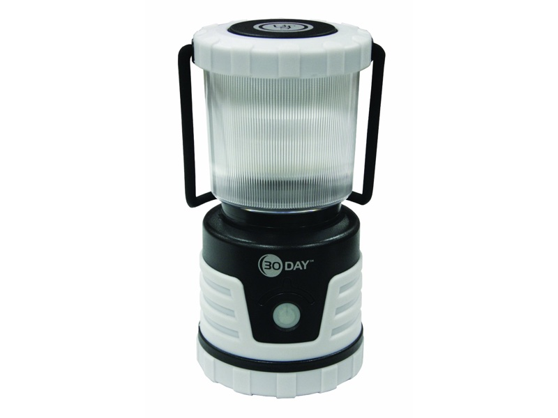Survival Must-Have: Solar-Powered LED Lantern