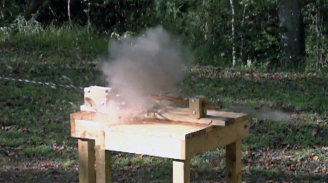 Double Charges and Smokeless Powder in a Muzzleloader (Video