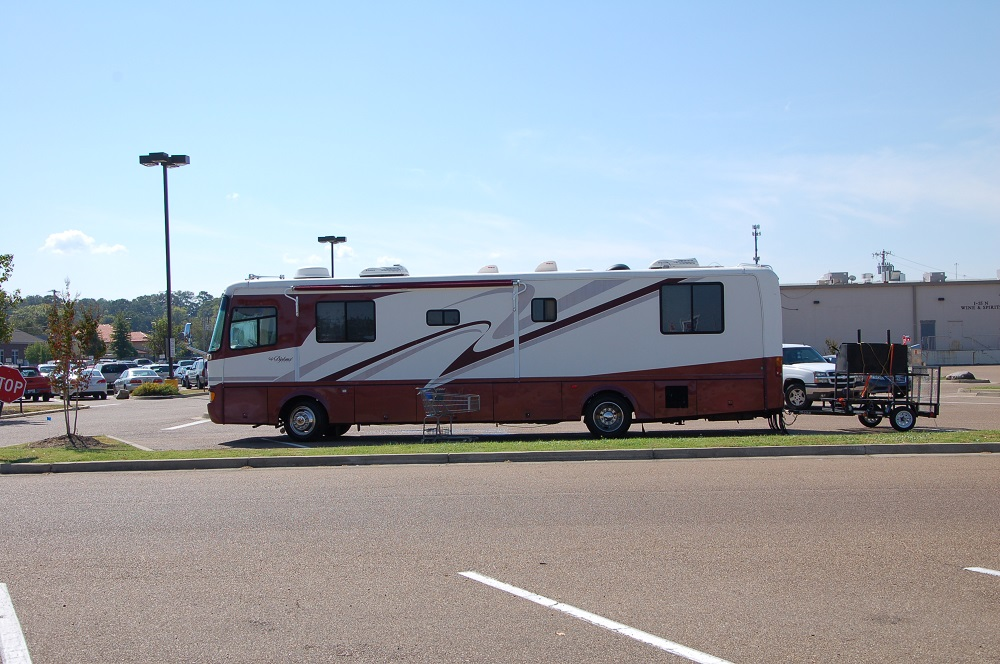 The RV Bug Out Option