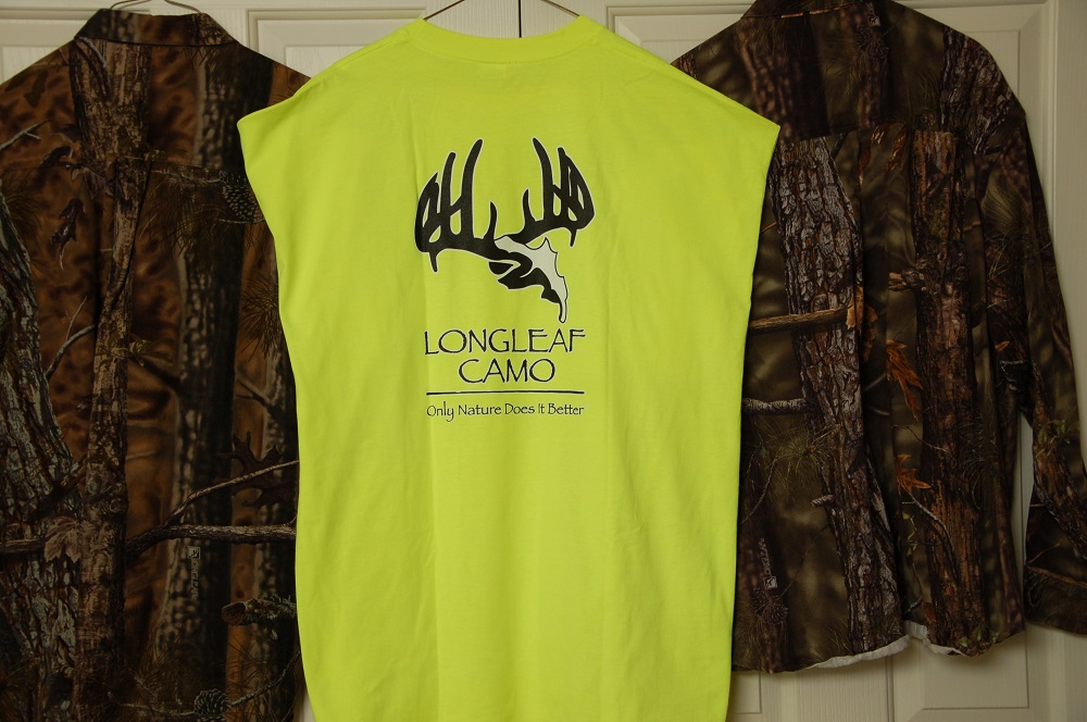 Longleaf Camo Gaining Ground