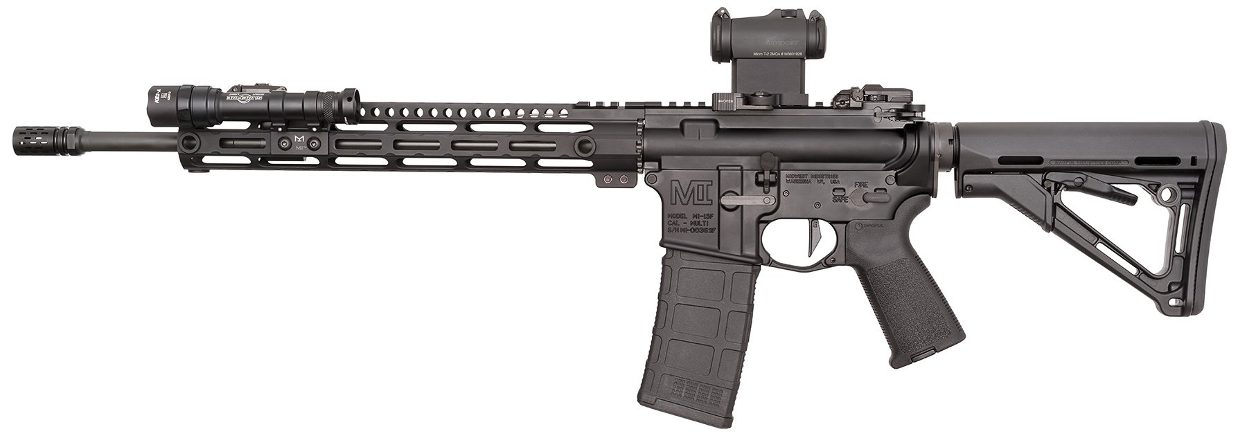Assault Weapons: Gun Control's New Target of Opportunity