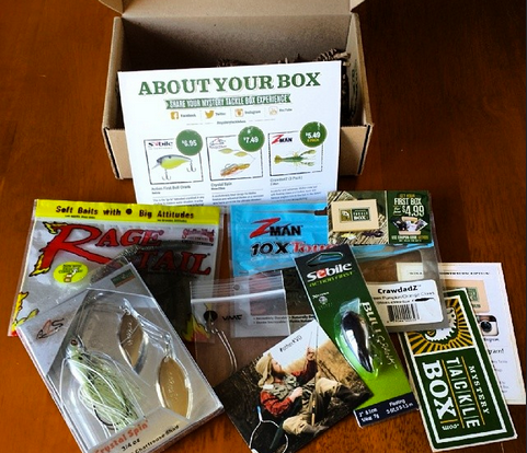 8 Reasons to Give a Mystery Tackle Box Subscription this Holiday Season [Sponsored]