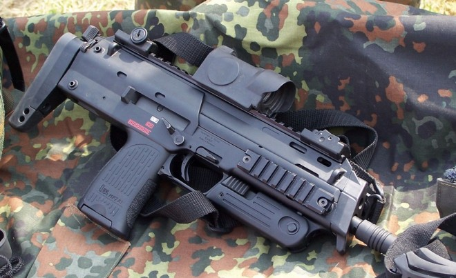 Top 6 Special Forces Guns that are NOT AR-15s