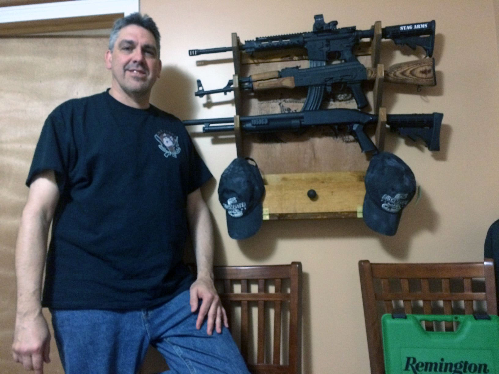 Residential Firearms Businesses? Yes, please.