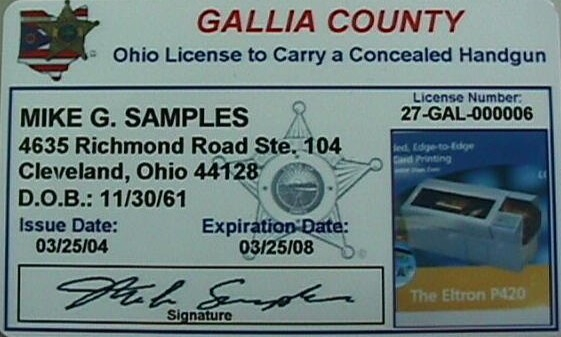Ohio Concealed Carry May Expand to Airports, Police Stations