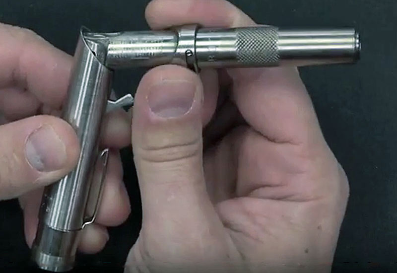 "The Braverman ""Stinger"" Pen Gun (Video)"
