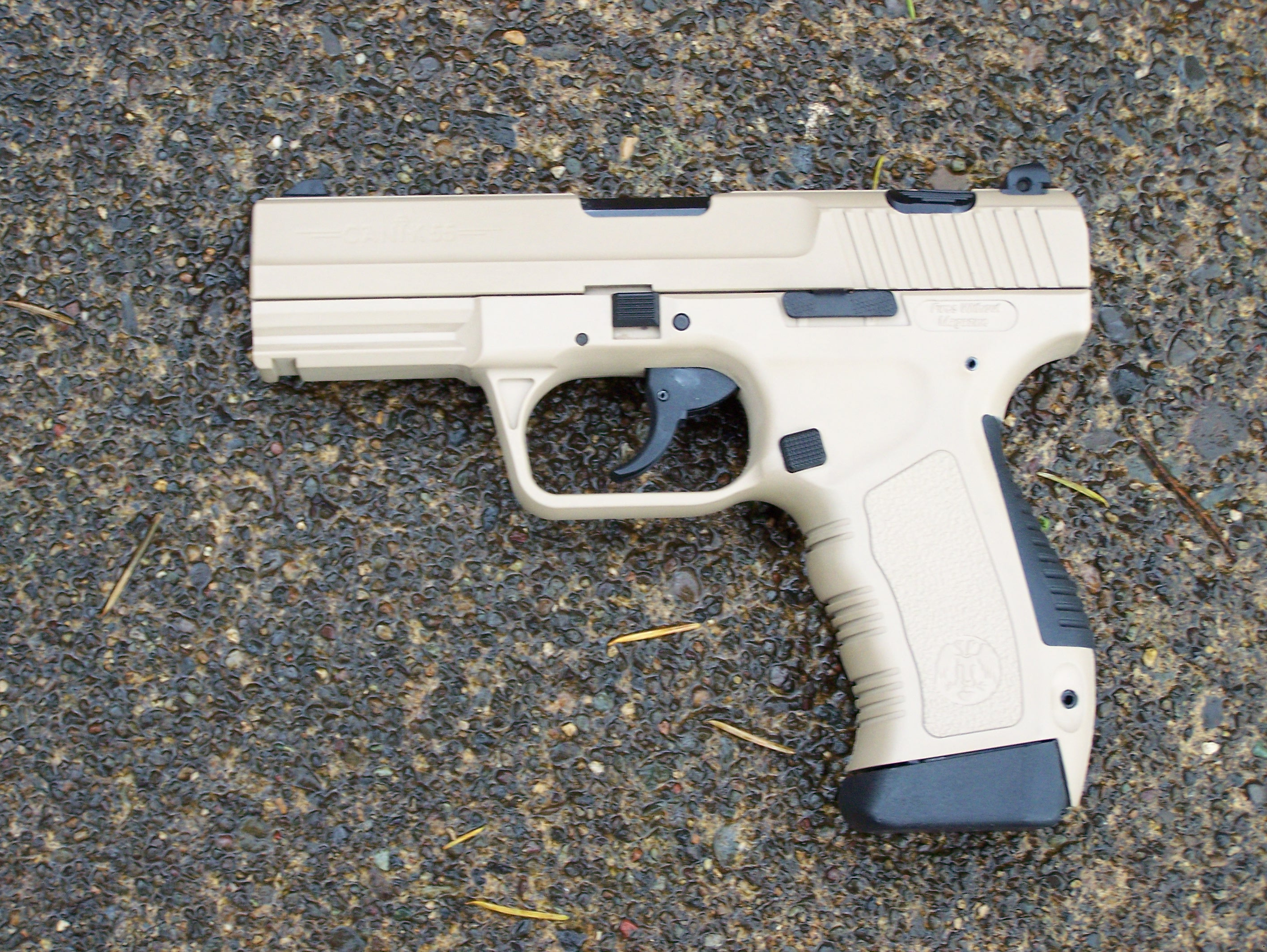 Review: Canik-55 TP-9