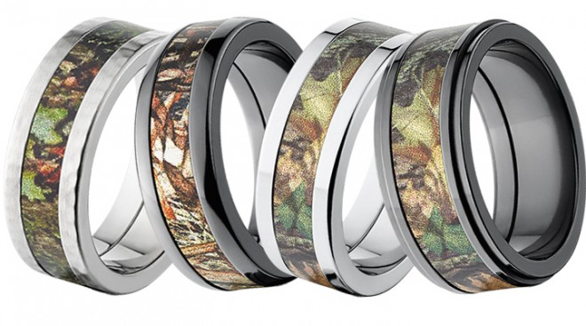 mossy oak camo wedding bands - Mossy Oak Wedding Rings