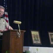 Des Moines County sheriff Mike Johnstone